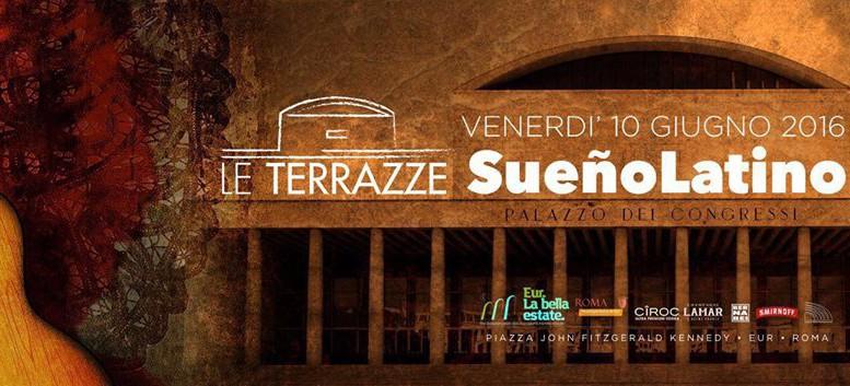 Venerdi 10 Giugno Le Terrazze Roma Eur Vintage Discoteca